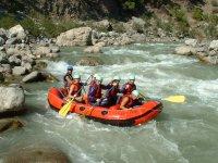 Rafting en Hautes Alpes