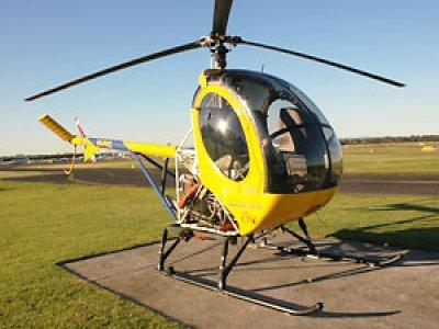 Jennif'Air Vol en Hélicoptère
