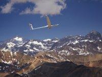 Vol en planeur dans les Hautes Alpes