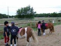 Activites equestres pour les enfants en Gironde