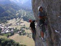 Combattez le vertige avec Jennif Air Via Ferrata