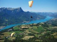 Decouvrez les Hautes Alpes vue du ciel avec Jennif Air Parapente