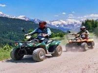 Randonnee Quad dans les Alpes avec Jennif Air Quad
