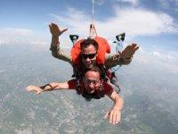 Saut en Parachute a Embrun