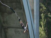 Sautez a l elastique du Pont de Ponsonnas