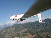 Voltige en Planeur avec Jennif Air Planeur