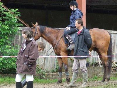 Ecole d'Equitation du Menusé