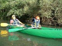 Canoe classique en balade detente