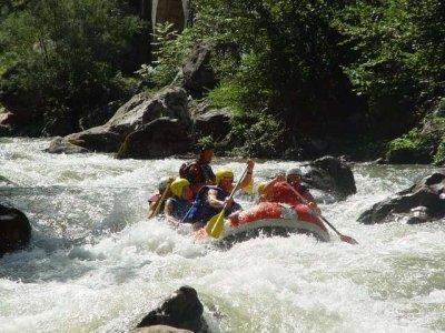 Eau Vive Passion Aude Rafting