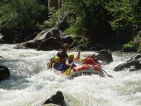 Faire du rafting en famille sur l Aude
