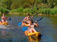 Kayak dans les Gorges de l Allier
