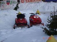Motoneige pour enfants avec Sarl Espace Gliss Motoneige