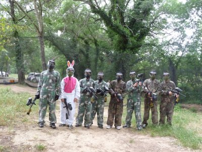 Paintball Aix en Provence - 200 billes