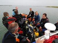 Formation a la plongee sous marine au large d Oleron