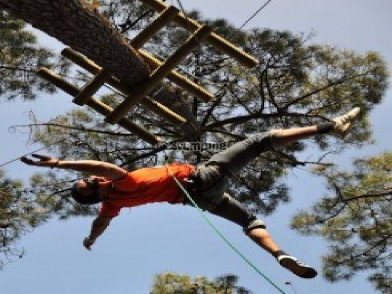 Adrenaline et emotion avec Explora Parc