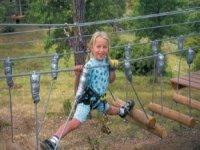 Parcours Aventure Enfant Vendee