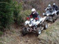 Faire du quad dans le respect de la nature