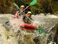 Canoe 8 Kms