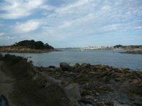 La plage pres de St Samson