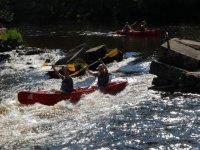 Canoe Morvan en Famille