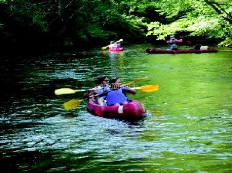 Location de Canoe sur la Basse Cure
