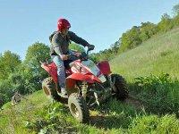 Randonnee en quad dans la Dordogne