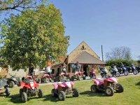 Randonnee famille dans la Dordogne