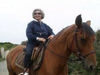 Sortie a cheval a Quiberon