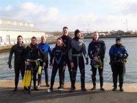 Aventures plongee en Seine Maritime