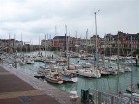 Le port de Saint Valery en Caux