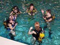 Plongee en piscine Seine Maritime