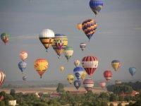 Bouquet de montgolfières