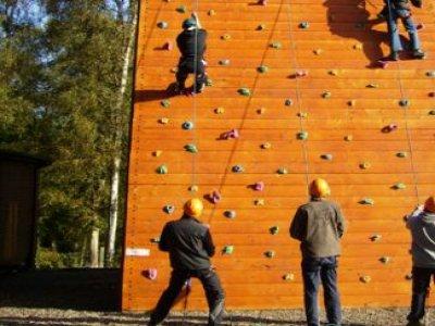Aerius Developpement Mur d'escalade