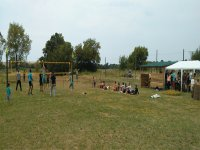 Volley Barbecue paintball Montpellier
