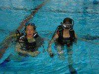 Plongee en piscine en Seine Maritime