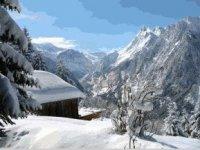 Découvrez les paysages purs de la montagne