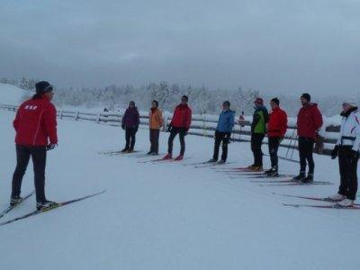 Club Alpin Francais Chambéry Ski de Fond