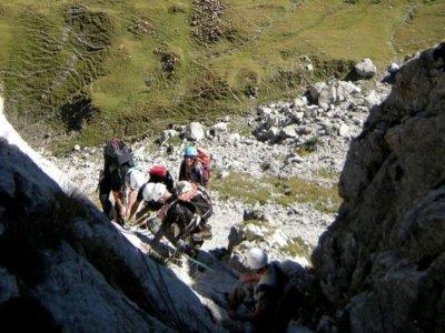 Club Alpin Francais Chambéry Escalade
