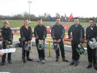 Formule karting et entreprise dans la Manche
