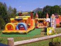jeux enfants au Ludic Park