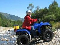 Balade en quad dans les Hautes Pyrenees