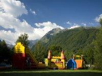 Parc pour enfants dans les Hautes Pyrenees