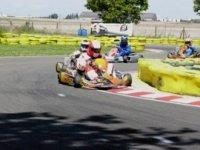 Une piste de karting