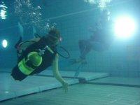 Decouverte du monde sous marin