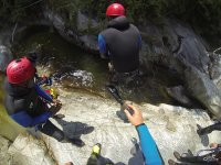 Activité Canyoning