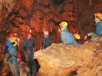 randonnee souterraine en Aveyron