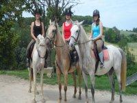 chevaux de La Chevauchee