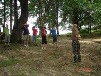 Tir a l Arc en famille avec les Archers du Pays d Orthes