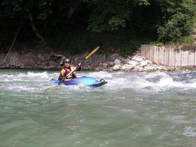 Club Canoë-Kayak des Meulières Kayak
