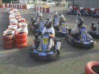 Karting 120cm3 pour juniors